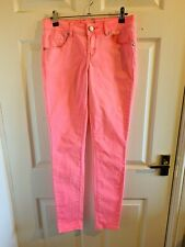 Pink New Look Yes Yes Jeans Size 10 (3687)