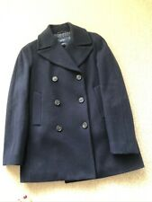 Genuine Gant Navy-Blue Ladies Winter Coat  Size 12/14