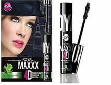 BELL - Black Mascara ROYAL MAXXX 4D Grand Volume Dimension Aloe Vera FC9