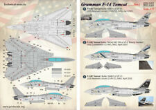 Print SCALE DECALS 1/72 Grumman F-14D Tomcat part 1 # 72272