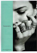 G- Publicité Advertising 2017 Les Bijoux Tiffany & Co