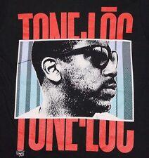 M * NOS vtg 80s 1989 TONE LOC Wild Thing t shirt * rap tee * 47.115