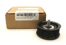 NEW Continental Drive Belt Idler Pulley 49196 Mercedes 3.0 3.5 4.6 5.5 2006-2015