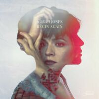 NORAH JONES - BEGIN AGAIN   VINYL LP NEU