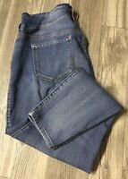 Torrid Women's Jeggings 16R 36x27 Stretch Denim Jeans Ankle Skinny E1