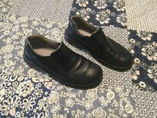 Dr. Doc Martens Vintage Made in England Black Mens US Size 10 Shoes