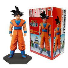 Dragonball Z Figura Statua Son Goku 15cm Figure Collection Volume 3 Banpresto