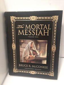 The Mortal Messiah - Vol 1 - Collectors Edition   (HARDCOVER)