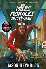 Miles Morales: Spider-Man (Marvel YA Novel) New Paperback Book