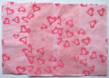 5 Piecs Pink Bellezza Paper 210mm x 150mm New
