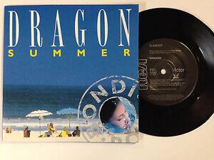 Dragon - Summer  M- , Pop 45 RPM Record