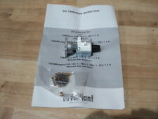 VAILLANT Genuine Spare part number 222317 conversione SET KIT