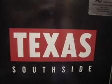 TEXAS SOUTHSIDE Rare SIMPLY VINYL DELUXE PACKAGING U.K. PRESSED 180 GRAM LP
