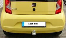 Anhängerkupplung AHK Seat Mii ab 2011 inklusive 13-poligem Elektrosatz
