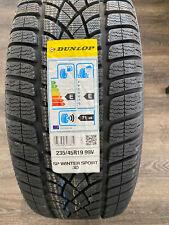 Winterreifen Dunlop Sp Winter Sport 3D AO 235/45 R19 99V M+S DOT 2016 ID 242497