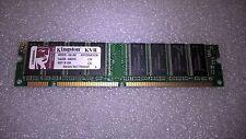 Memoria SDRAM Kingston KVR133X64C3/256 256MB PC133 133MHz CL3 168 Pin