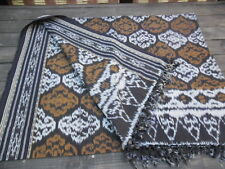 Indonesian/Bali Woven ikat - X Large 195cm x 300cm