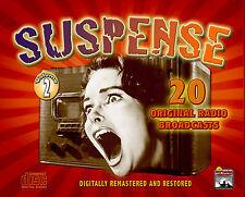 SUSPENSE - Vol. 2 - Radio Classics - Original Radio Broadcasts