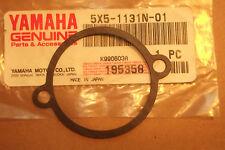 Yamaha YZ250 1982 > 1985 genuine nos Soupape D'échappement Support Joint - # 5X5-1131N-01