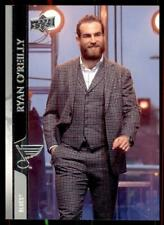 2020-21 UD Series 1 Base Street Clothes Variation #154 Ryan O'Reilly