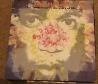 JIMI HENDRIX-51ST ANNIVERSARY-THE STORY OF LIFE BOOK+VHS+CD!
