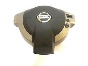 2008-2013 Nissan Rogue Steering Wheel Driver SRS Bag Black