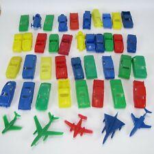 New ListingMpc - Vintage 1:87 Ho Scale Plastic Cars / Trucks / Planes - Lot Of 43