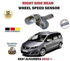 für Seat Alhambra 2010> NEU hinten rechts Drehzahlsensor