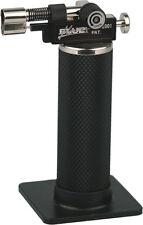 PRINCE Piezo Micro Torch schwarz GB-2001 Flamme 300-1.300 Grad Celsius NEU