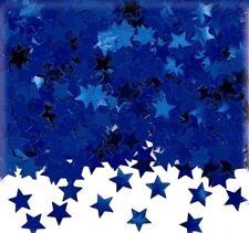 Metallic Stardust BLUE STARS CONFETTI 14g Amscan Celebration/Party FREE UP P&P