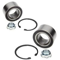 For Honda CRV CR-V Mk3 2007-2011 Front Wheel Bearing Kits Pair