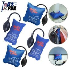 4pcs Air Pump Wedge Inflatable Power Open Pry Tool Car Door WindowEntry Shim PDR