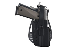 Uncle Mikes Kydex Paddle Holster with thumb break 5624-1 Sig Arms 225 228 229