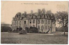 CPA 56 - Presqu'île de RHUYS (Morbihan) - 49. Château de TRUSCAT