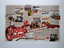 Rainbow Theatre Odeon Marquee Music Machine Dingw Elaine Paige clippings Germany