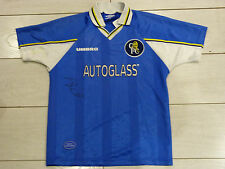 Maillot signé jersey FC CHELSEA blues signed JOHN TERRY ultras foot