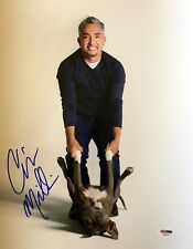 CESAR MILLAN SIGNED AUTOGRAPHED 11x14 PHOTO DOG WHISPERER CESAR 911 PSA/DNA