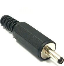Super Power Supply® 3.0mm x 1.1mm 3.0x1.1mm Male Power Jack DC Plug Solder Tip