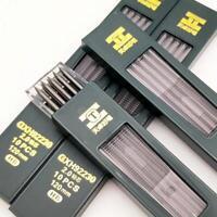 10 pcs/box 2B HB 2.0mm Mechanical Pencil Lead Refill School Writing Student B9E4