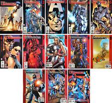 THE ULTIMATES #1 - #13 Avengers (2002) Marvel Comics