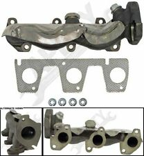 APDTY 785677 Exhaust Manifold Kit For 00-03 Taurus (3.0L V6) & 00-03 Sable (OHV)