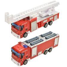 1x Die Cast Fire Engine Vehicle Emergency Kids Boys Stocking Filler Toy Car 14cm