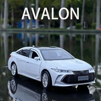 1:32 Toyota Avalon Car Alloy Metal Collection Model Children Toys For Gift