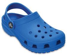 Ciabatte Sandali Junior Crocs Estate 204536 456 Classic Clog Kids Ocean J3 34-35 Non applicabile