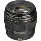 NEW Canon EF 85mm f/1.8 USM Lens