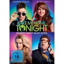 TAKE ME HOME TONIGHT -  DVD NEUWARE TOPHER GRACE,ANNA FARIS,DAN FOGLER
