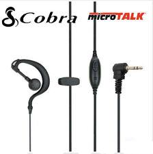 Walkie Talkie Ear Hook Headset Cobra MT245 MT645 MT975 AM245 AM645 AM845 AM1035