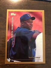 1999 Topps Traded Darryl Hamilton New York Mets T117