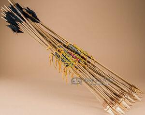 "Beaded Decorative Indian Arrow 31"" (a3)"