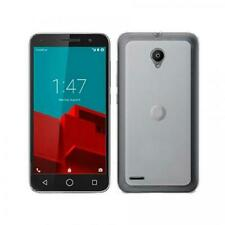 Cover per vodafone 895 smart prime 6 custoia per cellulare gel tpu trasparente